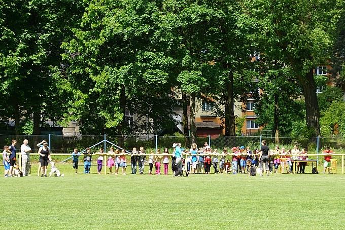 Den záchranných složek Hanušovice - školní dětí