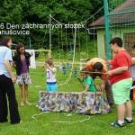 Den záchranných složek Hanušovice - stanoviště ADRA